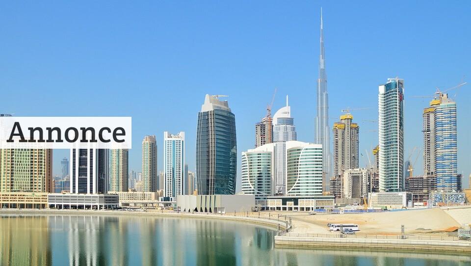Storbyferie til Dubai