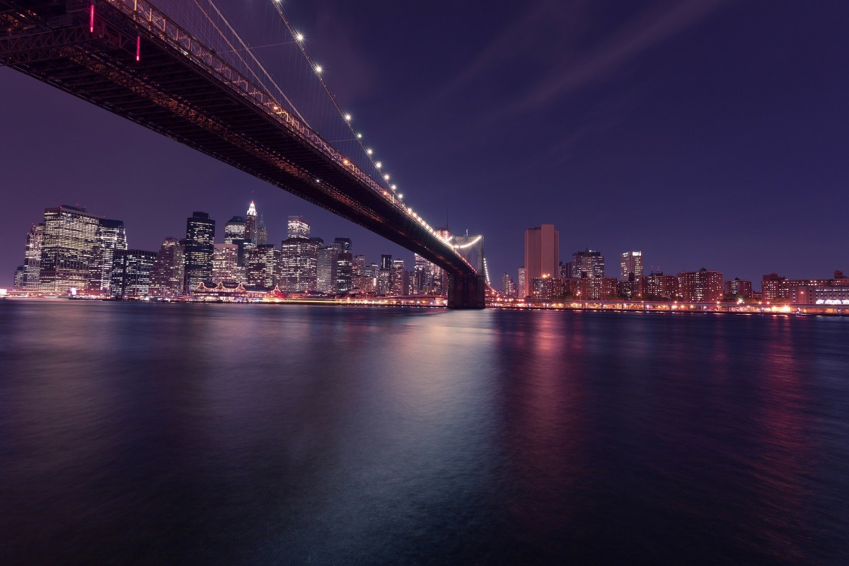 Storbyferie til New York