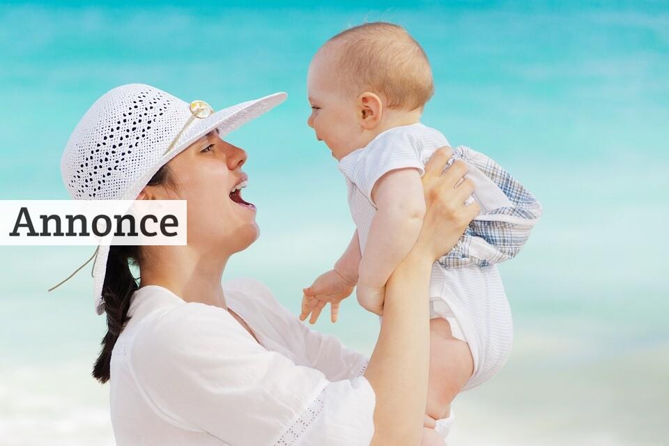 Gode råd hvis du rejser med små børn